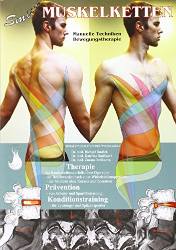 9788087568699: Muskelketten: Manuelle Techniken, Bewegungstherapie