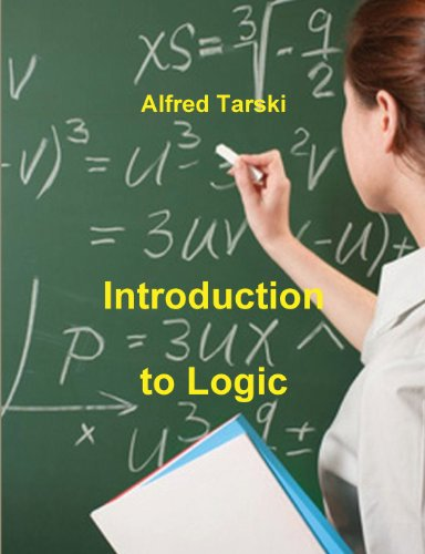 9788087830178: Introduction to Logic: and to the Methodology of Deductive Sciences
