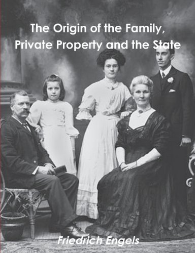 9788087830321: The Origin of the Family, Private Property and the State