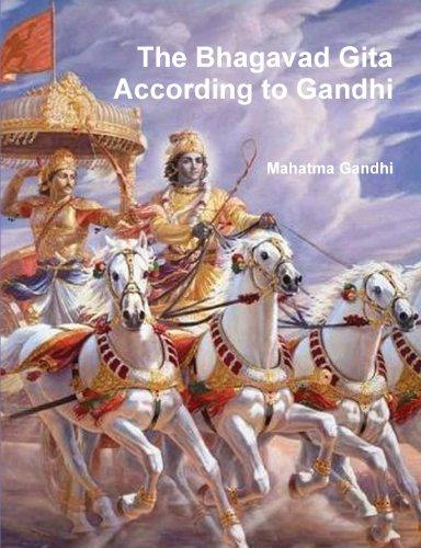 9788087830642: The Bhagavad Gita According to Gandhi