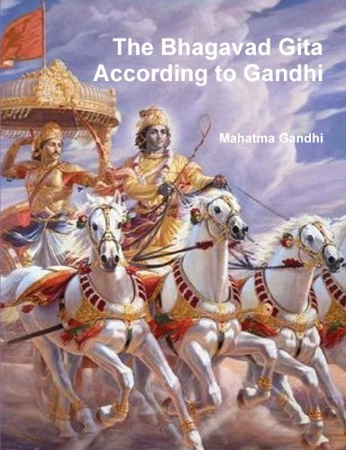 9788087830642: The Bhagavad Gita according to Gandhi