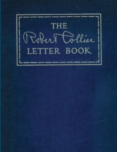 9788087830673: The Robert Collier Letter Book
