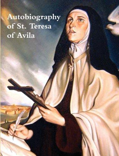 9788087830697: Autobiography of St. Teresa of Avila