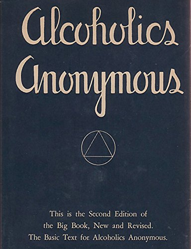 9788087830840: The Big Book of Alcoholics Anonymous