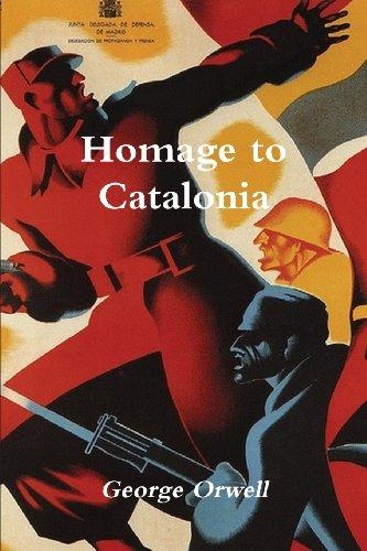 9788087830963: Homage to Catalonia