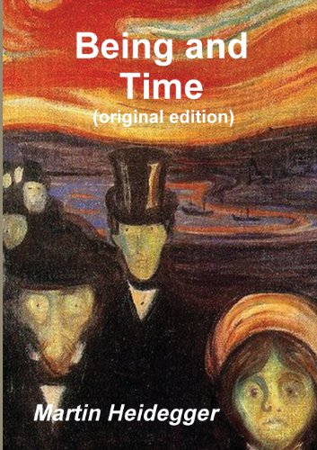 9788087888278: Being and Time (Original Edition)