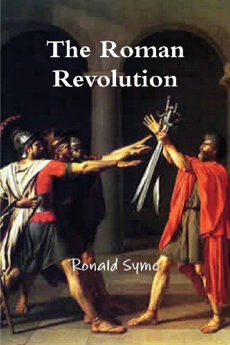 9788087888582: The Roman Revolution
