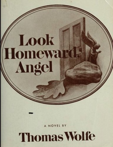 9788087888605: Look Homeward, Angel: A Story of the Buried Life