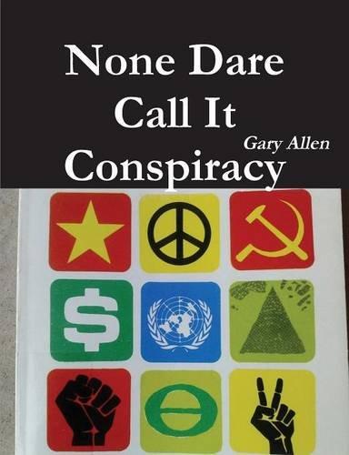 9788087888759: None Dare Call It Conspiracy
