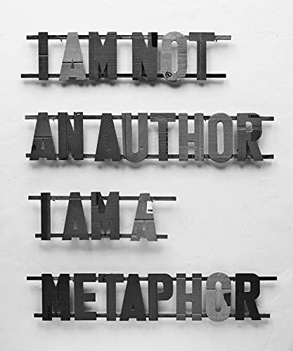 9788088805090: I Am Not an Author, I Am a Metaphor