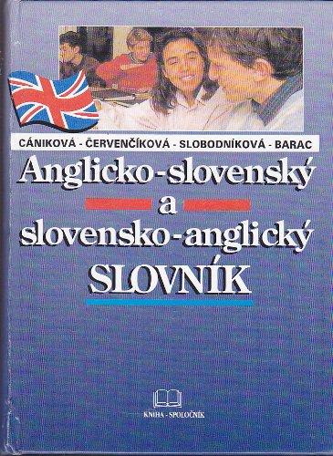 9788088814047: English-Slovak and Slovak-English Dictionary