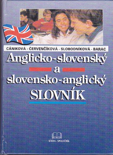 9788088814047: English-Slovak and Slovak-English Dictionary