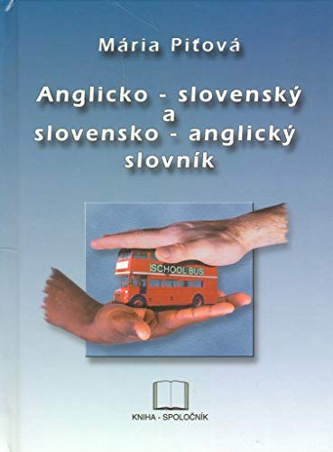 9788088814184: English-Slovak and Slovak-English Dictionary / Anglicko-Slovensky a Slovesnko-Anglicky Slovnik