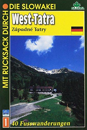Wanderführer West Tatra