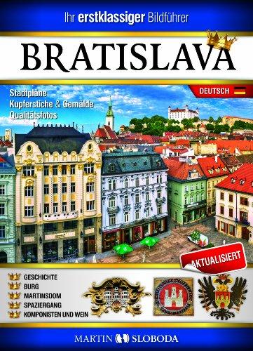 9788089159031: Bratislava - Ihr Bildführer für Bratislava