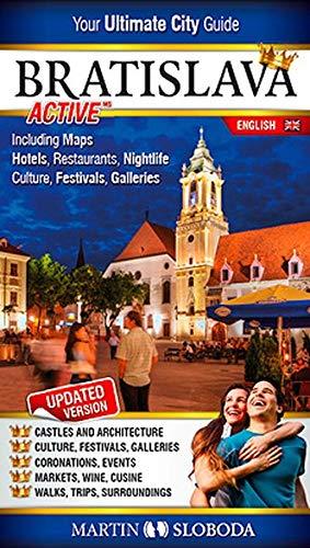 Bratislava Active: Your Ultimate City Guide: Martin Sloboda