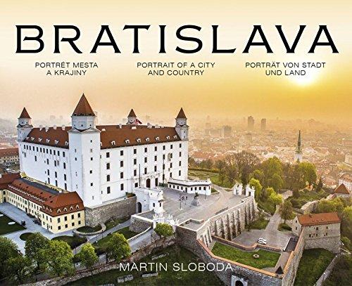 9788089159611: Bratislava - Portr�t von Stadt und Land