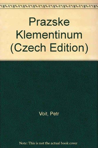 Prazské Klementinum: Petr Voit