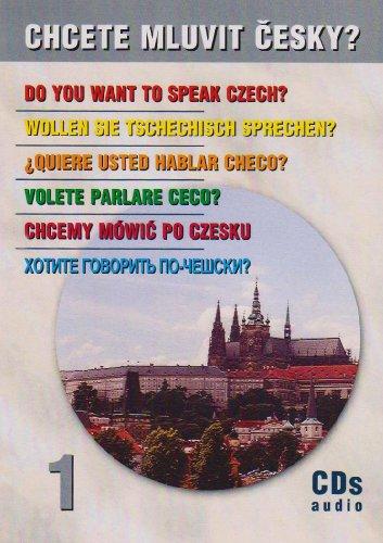 9788090111936: Do You Want to Speak Czech?, 4CD