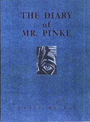 9788090125742: The Diary of Mr. Pinke (Contemporary Central European Prose)