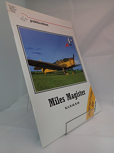 Miles Magister M.14, M.14A, M.14B (4+ Publication): Michal Ovcacik; Karel