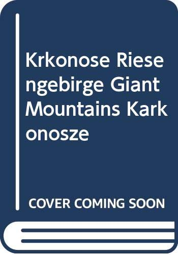Krkonose Riesengebirge Giant Mountains Karkonosze: Havel, Jiri