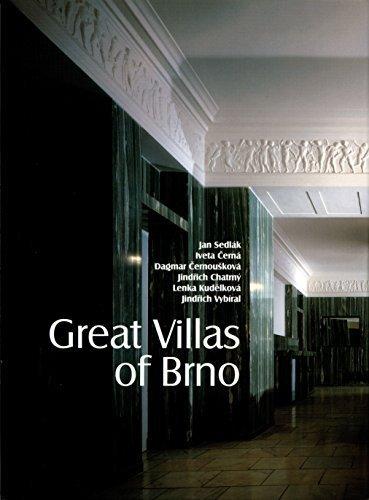 Great Villas of Brno: Sedlak, Jan et al.