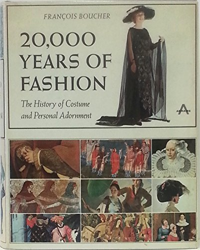 9788109005645: 20000 Years of Fashion the History of F