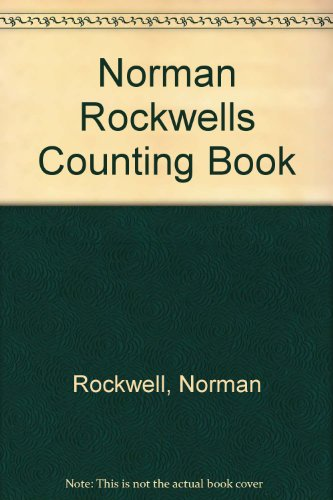 9788109158129: Norman Rockwells Counting Book