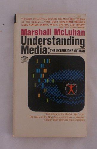 9788114675352: Understanding Media: The Extensions of Man