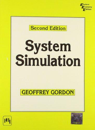 System Simulation, Second Edition: Geoffrey Gordon