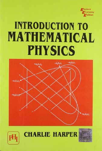 9788120302624: Introduction to Mathematical Physics