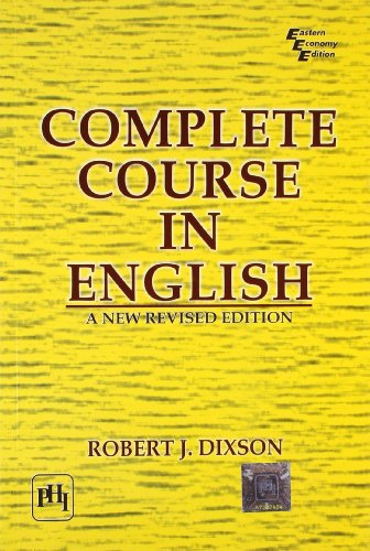 Complete Course in English: Robert J. Dixson