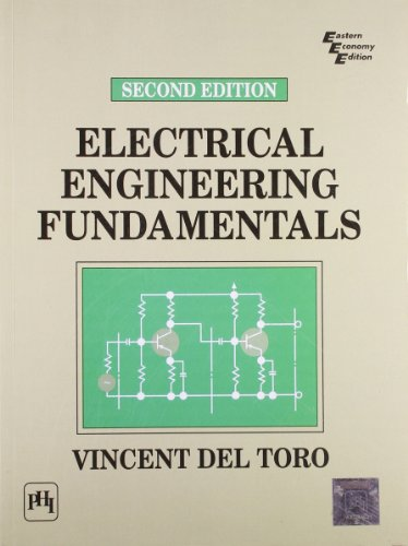 Electrical Engineering Fundamentals: DEL TORO