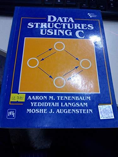 9788120306967: Data Structures Using C