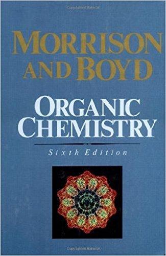 9788120307209: Organic Chemistry 6th Ed