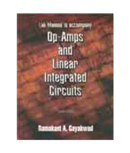 OP-AMPS AND LINEAR INTEGRATED CIRCUITA 3ED: Gayakwad