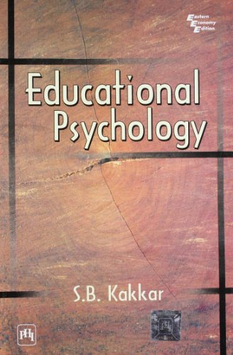 Educational Psychology: S.B. Kakkar