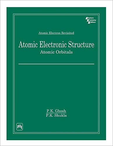 9788120308749: Atomic Electronic Structure: Atomic Orbitals