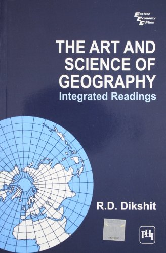 9788120308763: The Art of Science and Geography: Integrated Readings