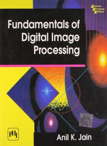 9788120309296: Fundamentals of Digital Image Processing