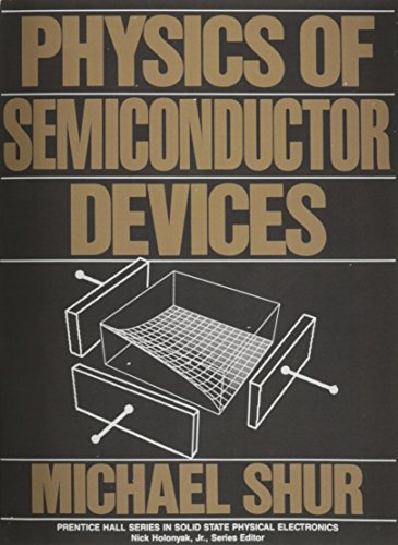 9788120309487: Physics Of Semiconductor Devices