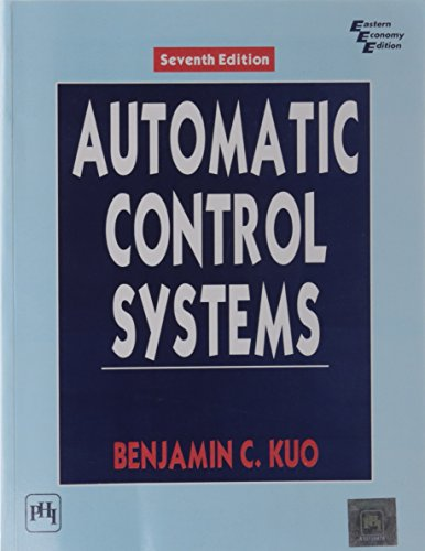 9788120309685: Automatic Control Systems