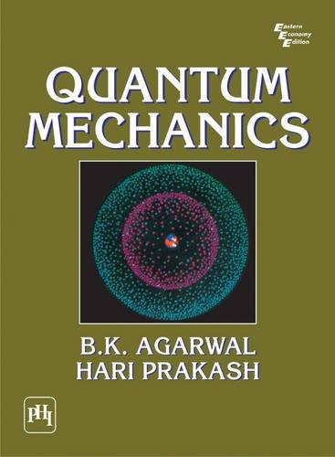 9788120310070: Quantum Mechanics