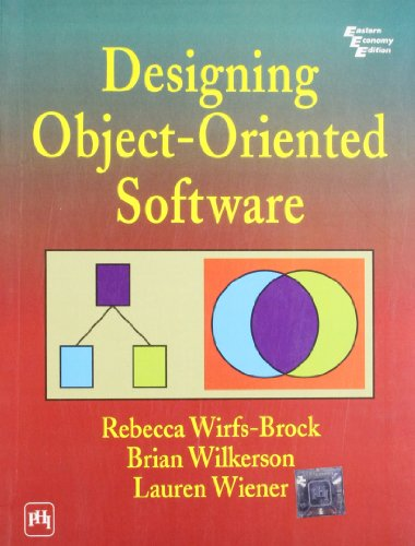 Designing Object-oriented Software: Wirfs-Brock