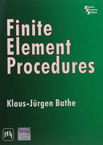 9788120310759: FINITE ELEMENT PROCEDURES