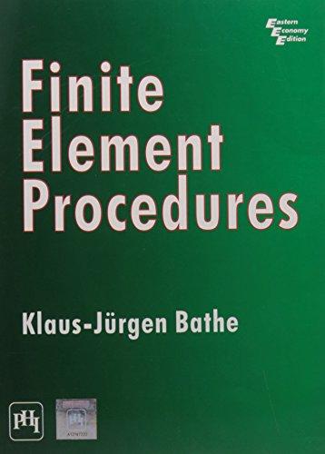 9788120310759: Finite Element Procedures