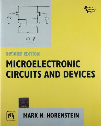 Microelectronic Circuits & Devices 2nd Ed: Horenstein