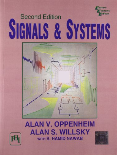 Signals & Systems: Alan S. Willsky,