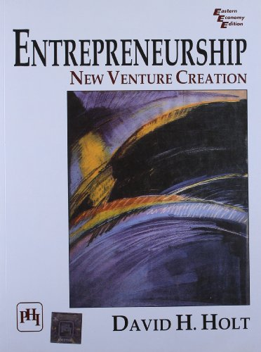 9788120312814: Entrepreneurship: New Venture Creation